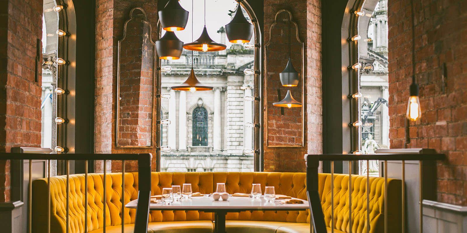 Cafe Parisien, Belfast