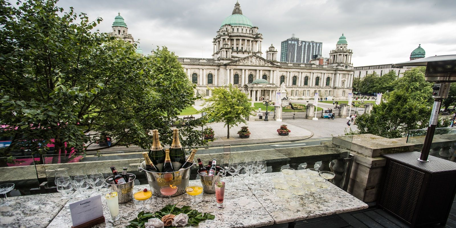 Parisien Belfast   Events